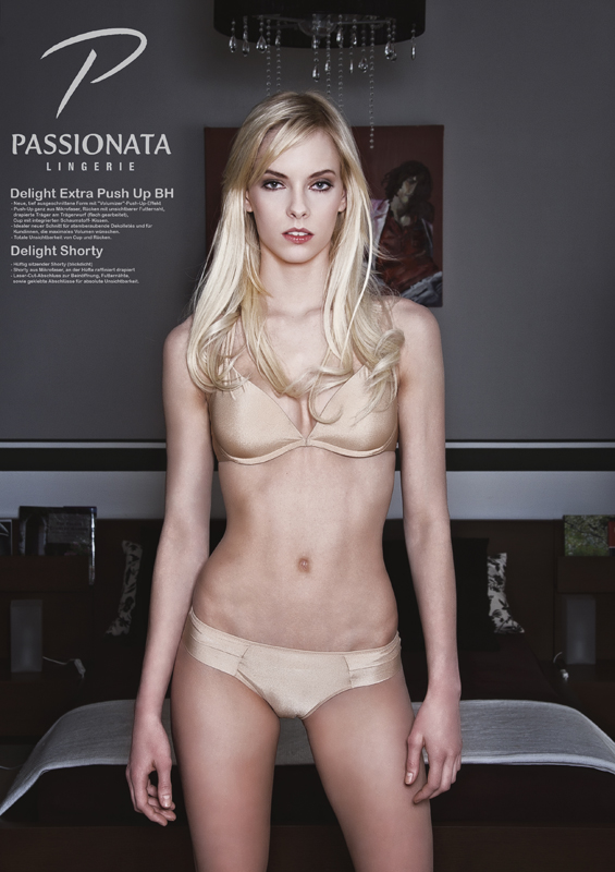 PASSIONATA Dessous Shoot - Tom Frey